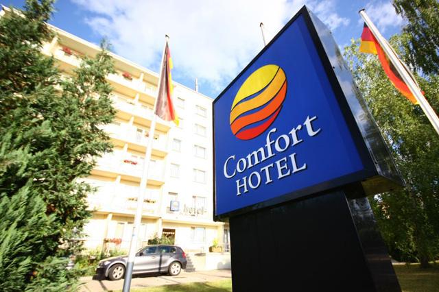 Comfort Hotel Weimar Ernst Busse Stra Ef Bf Bde