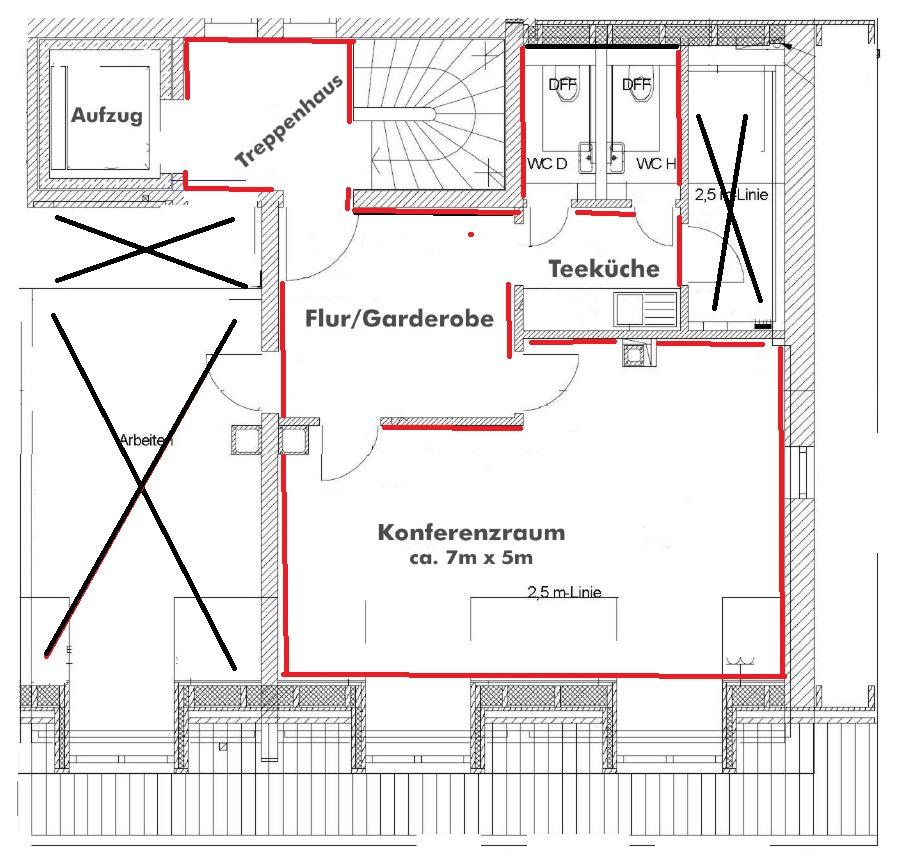 seminarraum tagungsraum in m nchen top tagungsraum 35qm in m nchen nymphenburg. Black Bedroom Furniture Sets. Home Design Ideas